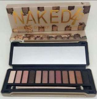 Urban Decay Naked 4 Eyeshadow Palette
