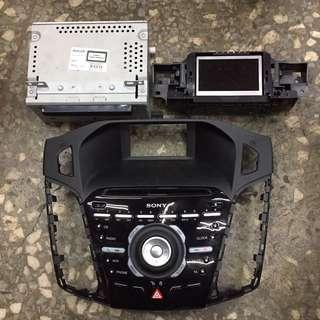 Focus MK3 原廠音響主機