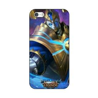 Case Custom Tema Mobile Legend Hero