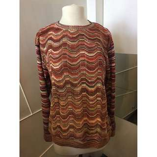 Missoni Classic Sweater - Missoni 長冷衫