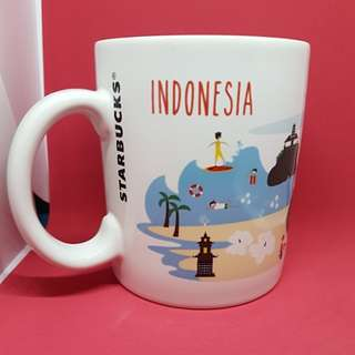 Starbucks Mug - Indonesia