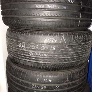 235/50/18 used tyre
