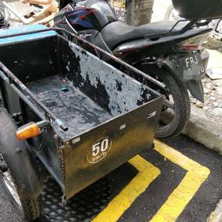 Rare Side car for sale
