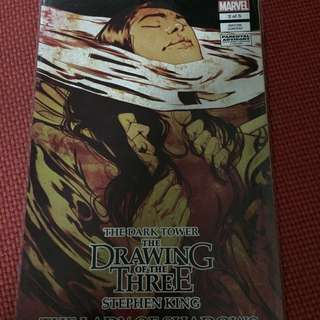Marvel The Dark Tower: The Drawing of the Three #3