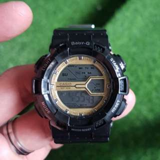 (Instock) Baby G watch