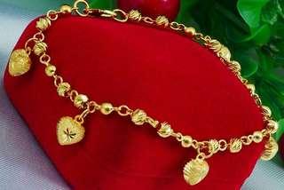 Bracelet Dangling Love
