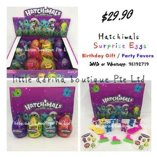 Hatchimals Surprise Eggs / Party Favor / Birthday Gift