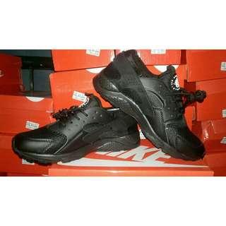 Huarache All Black Rubber Shoes