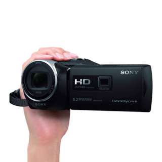 kredit Sony HDR-PJ410 Handycam Camcorder with Built-In Projector