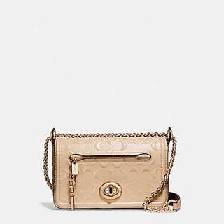 Coach Lex Small Flap Crossbody