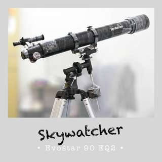 Skywatcher Evostar 90 EQ2