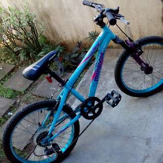 Mongoose mini mountain bike 20""
