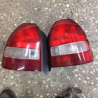 K8 三門小改款後尾燈