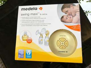 Brand New Medela Swing Maxi Double Electric Breastpump