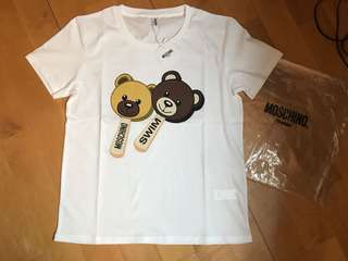 Moschino Bear Lollipop 熊仔Tee
