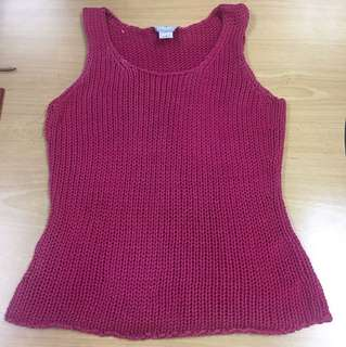 Crochet Pink Sando