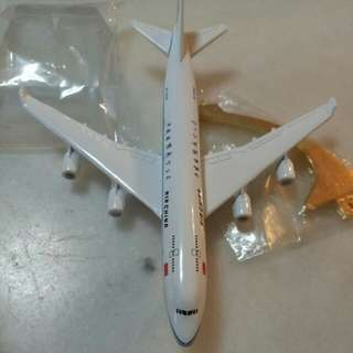 Airlines Air China miniature model plane