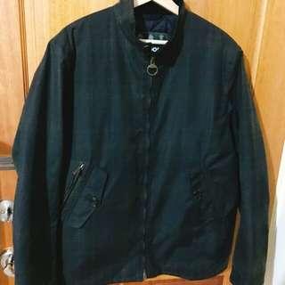 近全新barbour wax jacket 少見款 英國製