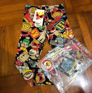全新❤Hysteric mini legging $468