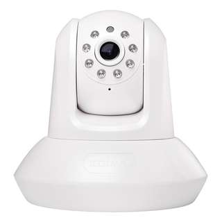 Edimax Smart HD Wi-Fi Pan/Tilt Network Camera, Day & Night IC-7112W