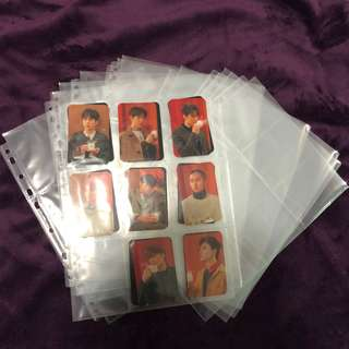 Collecting Card Holder 18card slot 10pcs PM for20-30-40pcs