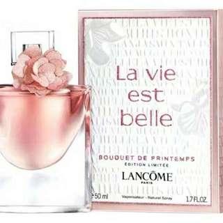 💯Lancome La Vie Est Belle Bouquet de Printemps perfume