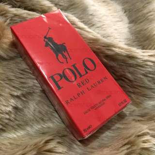 Ralph Lauren Polo Red EDT 20ml Travel Size