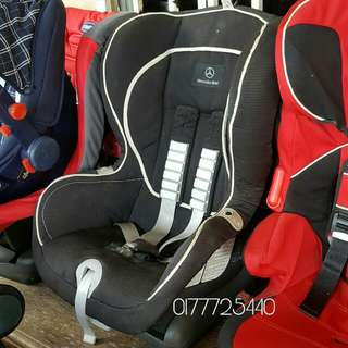 Mercedes Benz Baby Car Seat