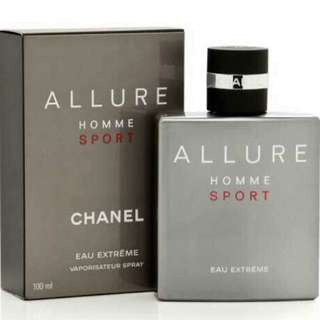 💯Chanel Allure Homme Sport Eau Extreme perfume