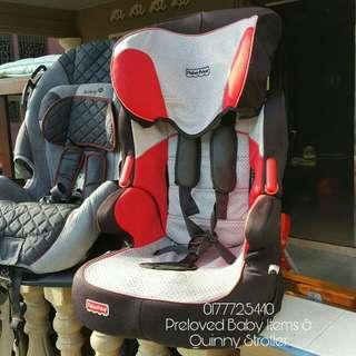 Fisherprice Baby Car Seat