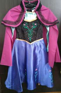 Authentic Anna costume