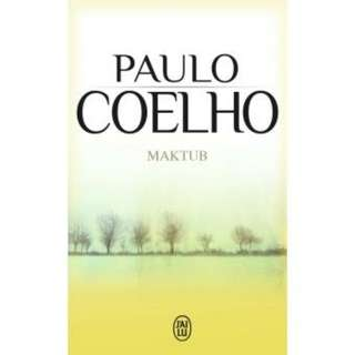 eBook - Maktub by Paulo Coelho