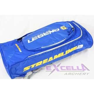 Legend Archery Recurve Backpack Blue