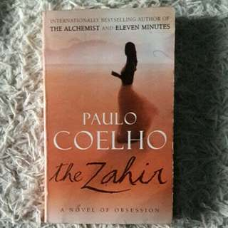 eBook - The Zahir by Paulo Coelho