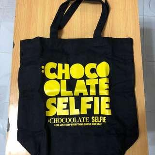 Chocolate Selfie 環保袋