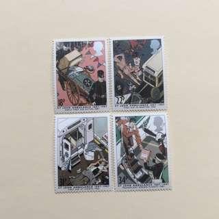 Great Britain Stamp 1987