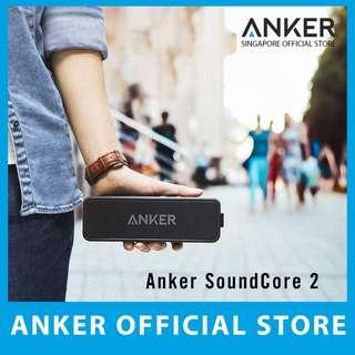 Anker Soundcore 2 12W Portable Wireless Bluetooth Speaker