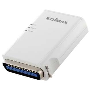 Edimax Fast Ethernet USB / Parallel Print Server PS-1206P