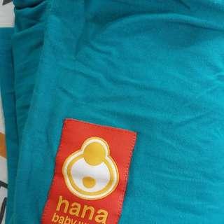 Hana Organic Baby Wrap - Teal