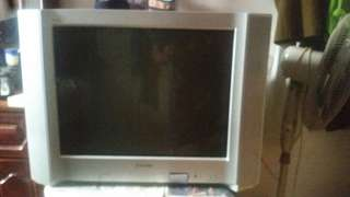 Sony crt  very big. $50neg