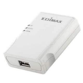 Edimax Fast Ethernet USB / Parallel Print Server PS-1206U