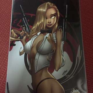 Zenescope Robyn Hood The Hunt #3 MCM Variant