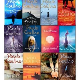 eBook - Paulo Coelho 12 Books Set (12 Books)