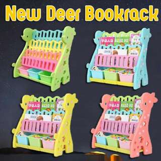 🔥RS🔥NEW DEER BOOKRACK