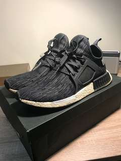 NMD XR1 Pk Black