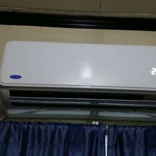 Aircon Split Type Inverter 1hp CARRIER