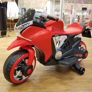 Kids electric bike car toy - New stock