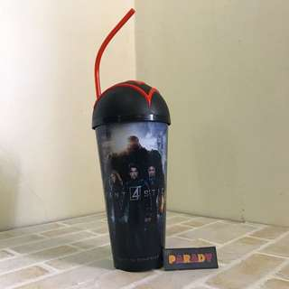 Fantastic Four Bottle TGV Cinemas