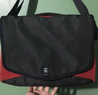 Crumpler The Skivvy (s)/ Laptop Bag