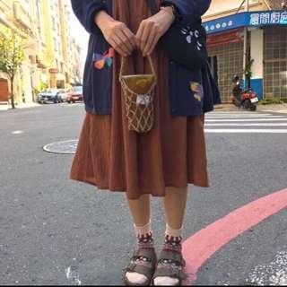 環保編織飲料袋
